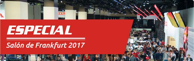 Salón del automóvil de Frankfurt 2017