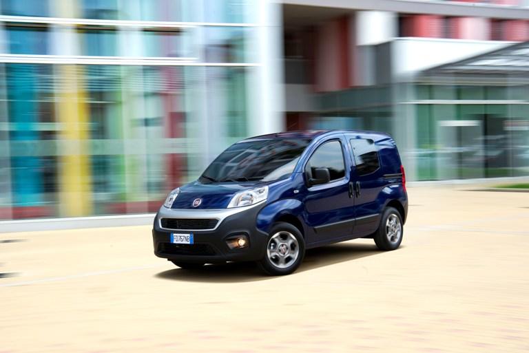 Fiat renueva el Fiorino, el pionero del furgón pequeño