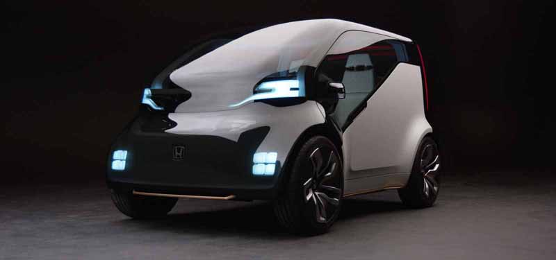 Honda NeuV concept: tu coche y tu nuevo negocio