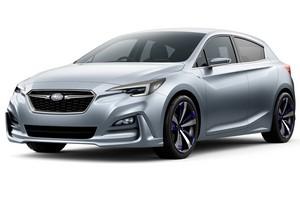 Subaru Impreza 5door Concept, anticipando la nueva generación Impreza