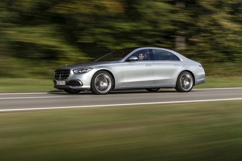 Mercedes-Benz Clase S 2020. Salón sobre ruedas