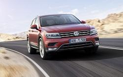 El nuevo Volkswagen Tiguan 2016 se estrena en Frankfurt