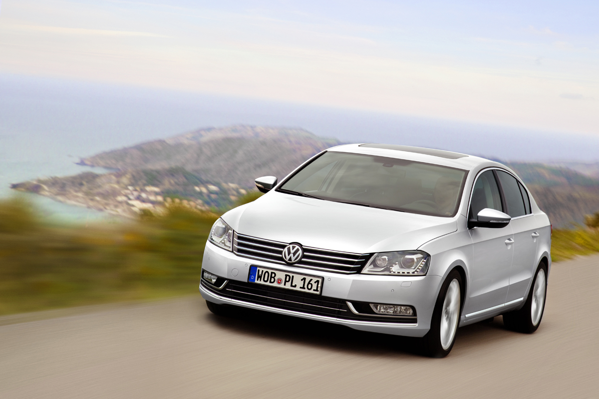 Volkswagen Passat Exclusive 2013