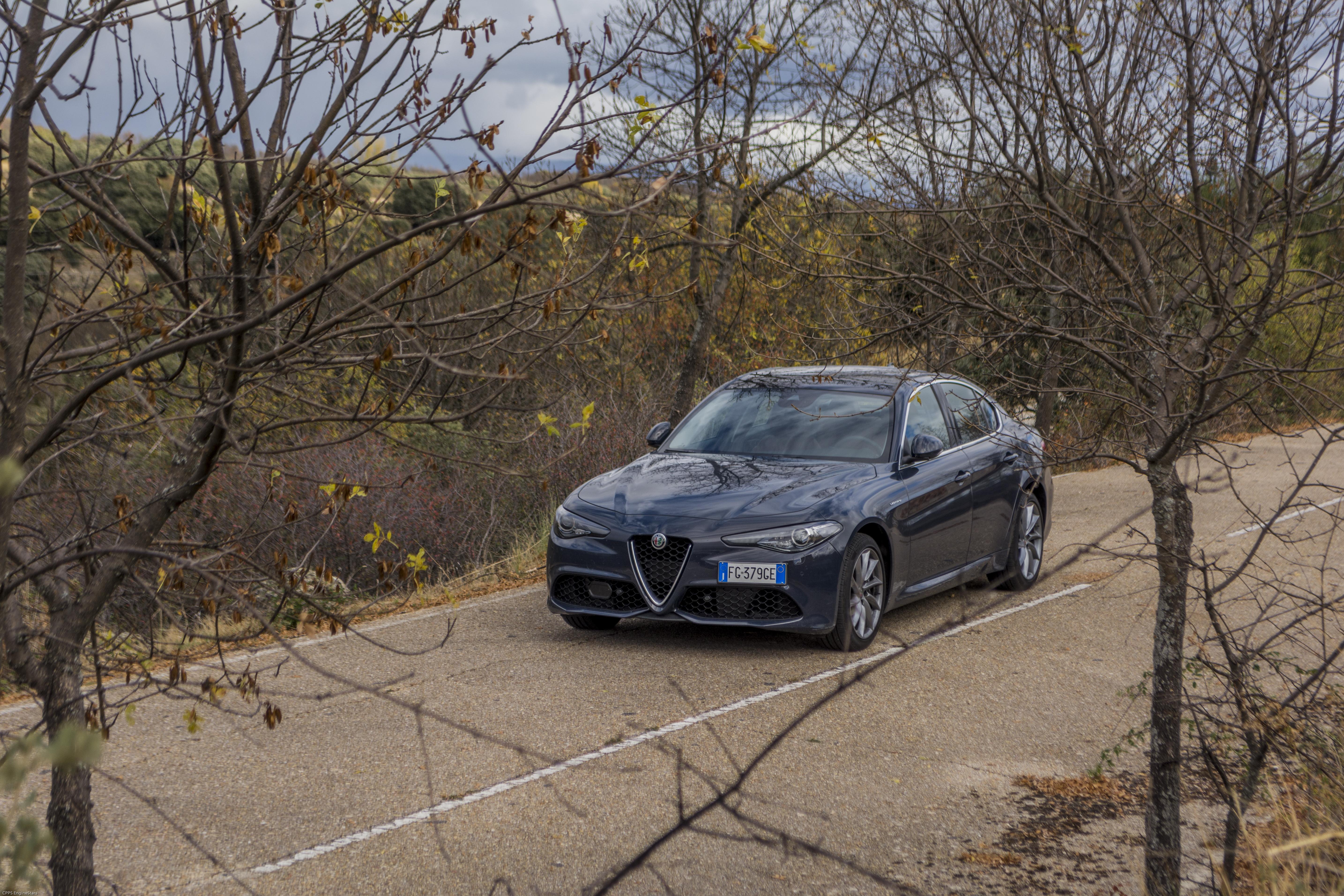 Alfa Romeo Giulia, regreso a los buenos tiempos