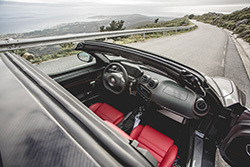 Prueba Alfa Romeo 4C Spider, el superdeportivo en miniatura