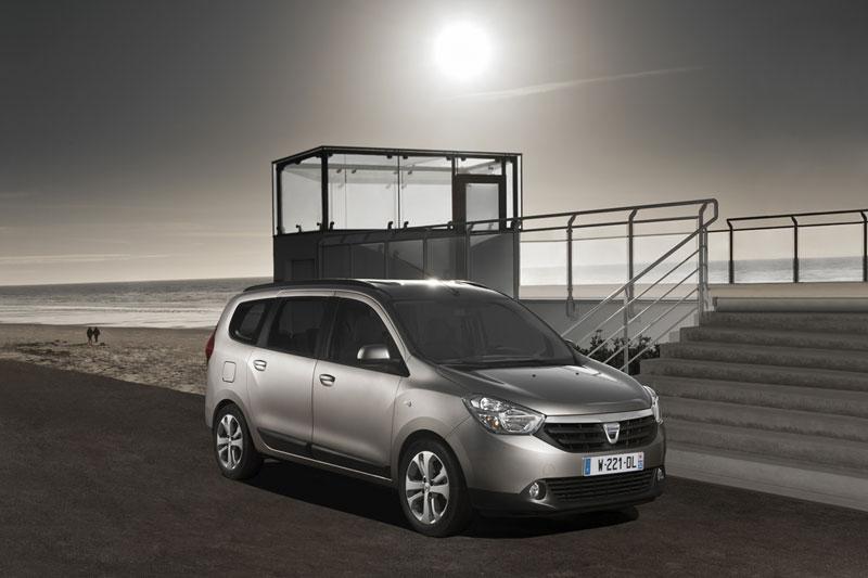 A fondo Dacia Lodgy 2012