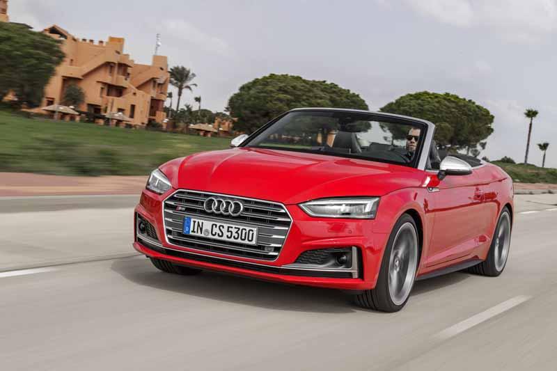 Audi A5 Cabrio 2017; prueba express