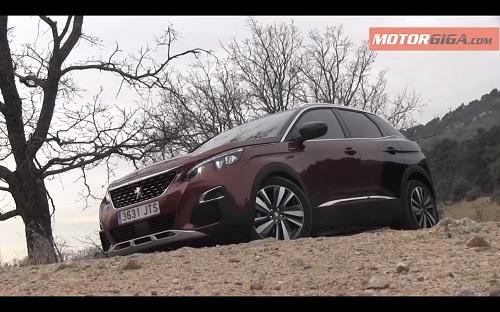 Peugeot 3008 2017, prueba a fondo