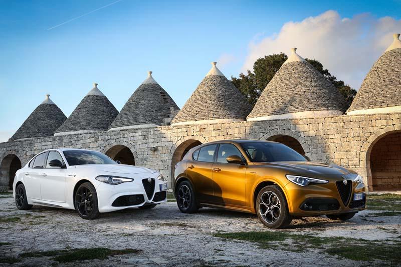 Alfa Romeo Giulia y Stelvio 2020, prueba express