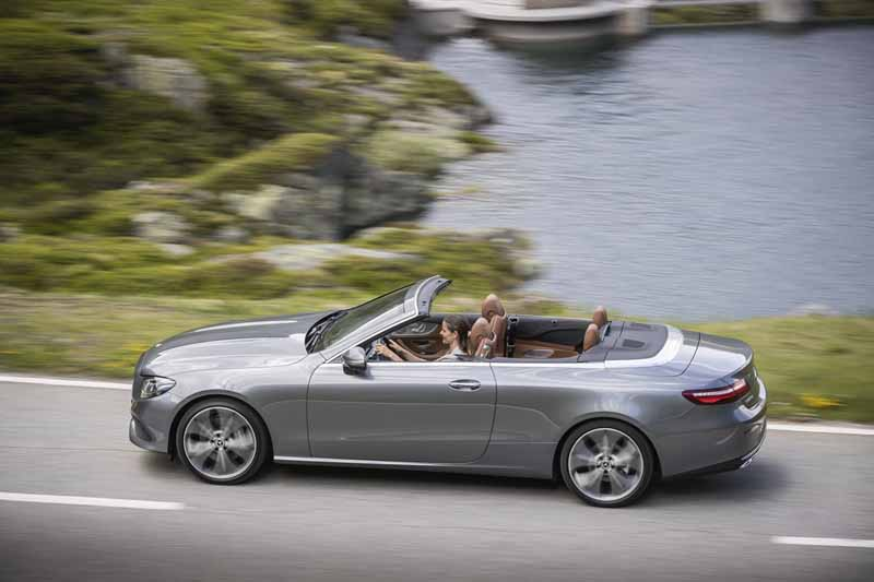 Mercedes Clase E Cabrio 2017, prueba express