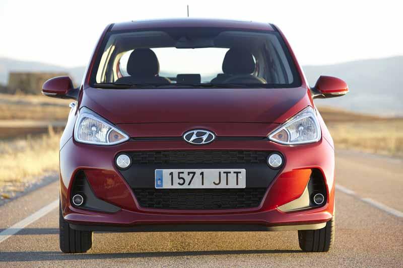 Prueba express nuevo Hyundai i10