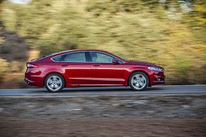 Prueba Ford Mondeo 2015 (cuarta generaci�n)