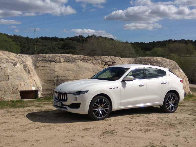 Maserati Levante diésel, prueba a fondo
