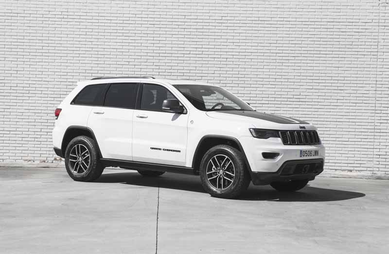 Jeep Grand Cherokee 2017, prueba express