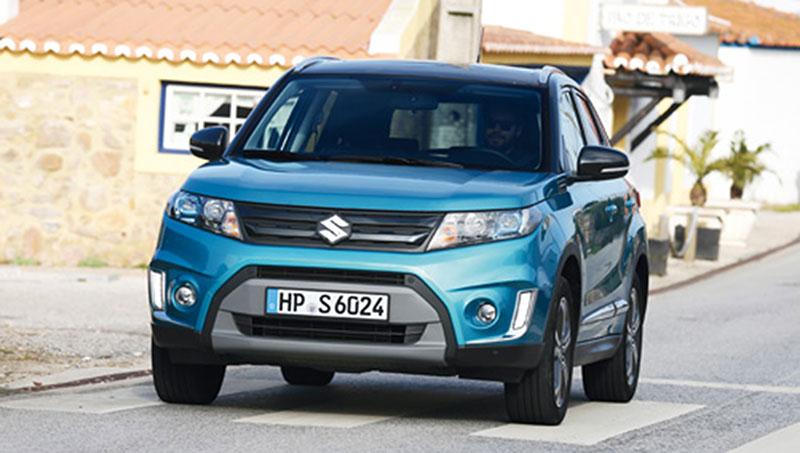 A fondo Suzuki Vitara 2015