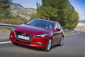 Prueba express nuevo Mazda3