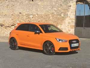 Prueba Audi S1 Sportback