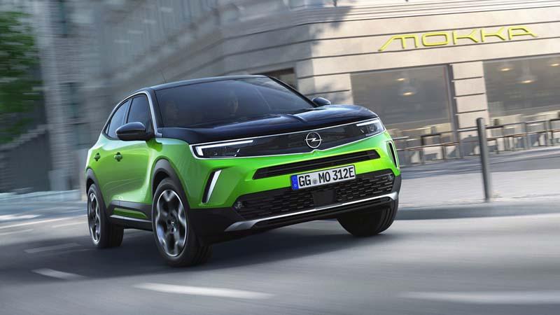 Prueba Opel Mokka-e 2020 (primer contacto)