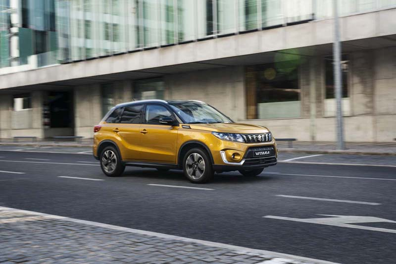 Suzuki Vitara 2018, prueba express