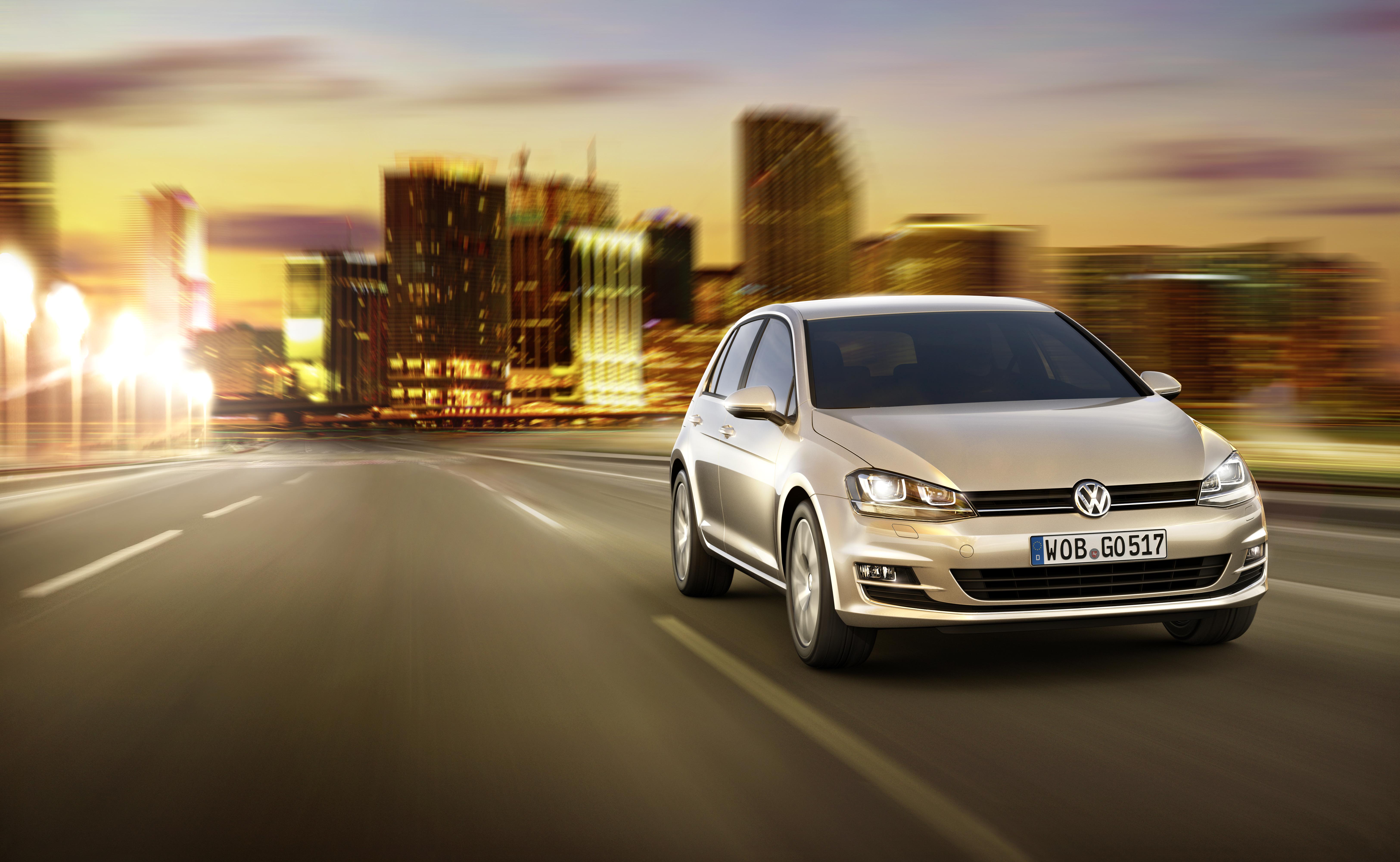 Volkswagen Golf VII, prueba dinámica