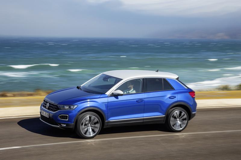 Volkswagen T-Roc, prueba express