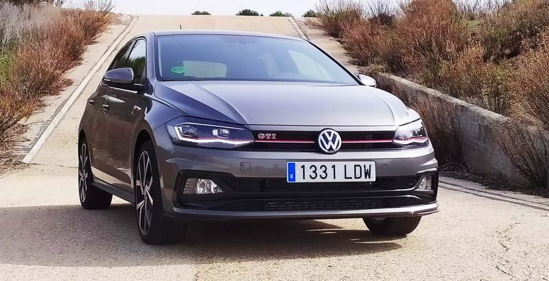 Prueba Volkswagen Polo GTI 2017, ¿el mejor GTI de su segmento?