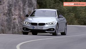BMW 435i prueba dinámica
