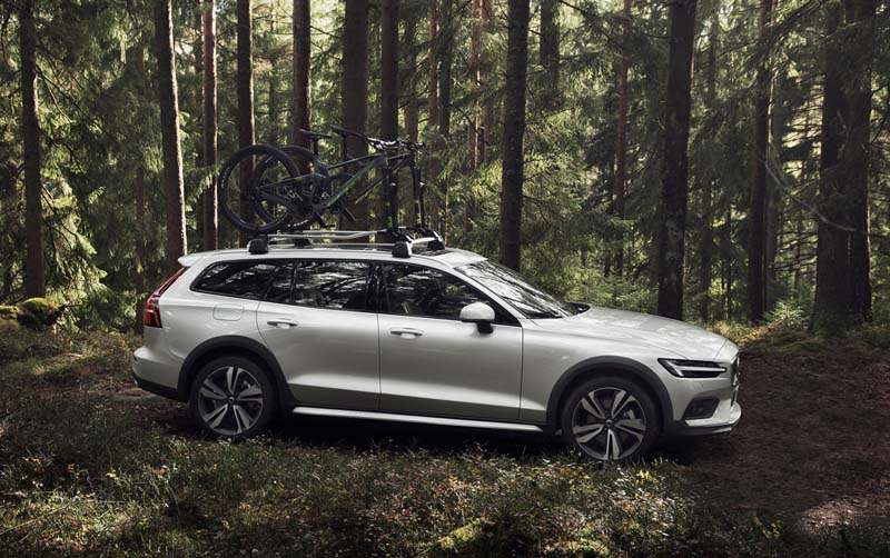 Volvo V60 Cross Country 2019, prueba express