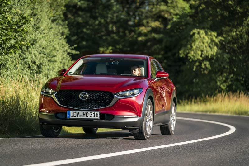 Mazda CX-30, prueba express