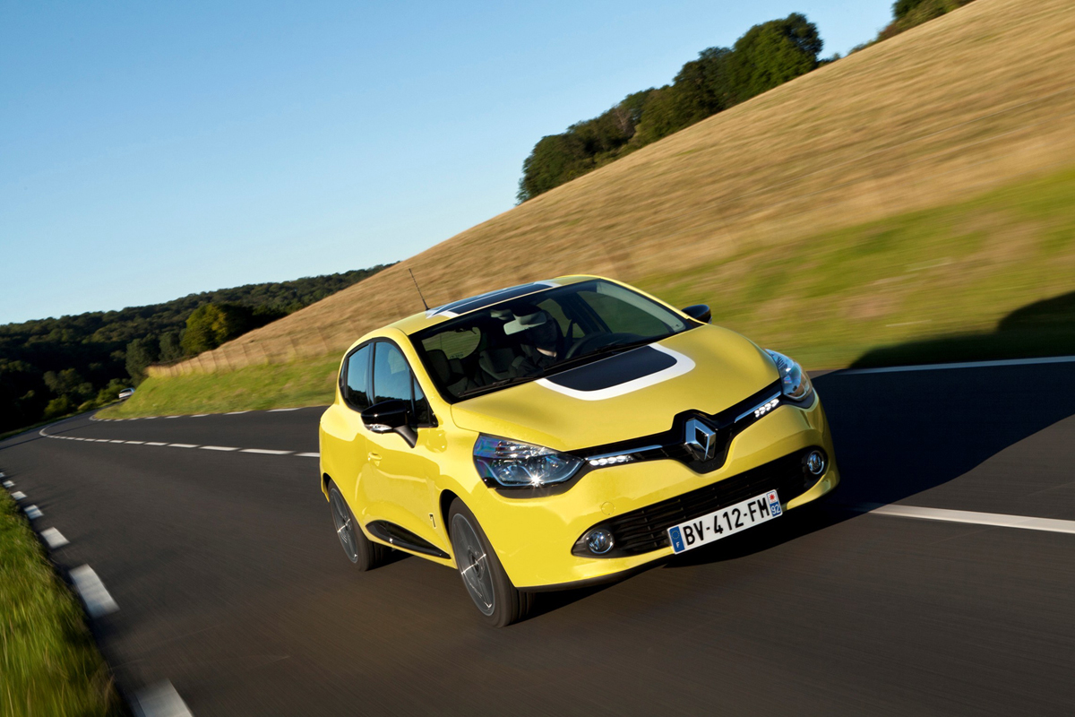 Renault Clio 2012, prueba dinámica