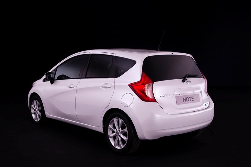 Nissan Note 2014: la l�gica de la raz�n