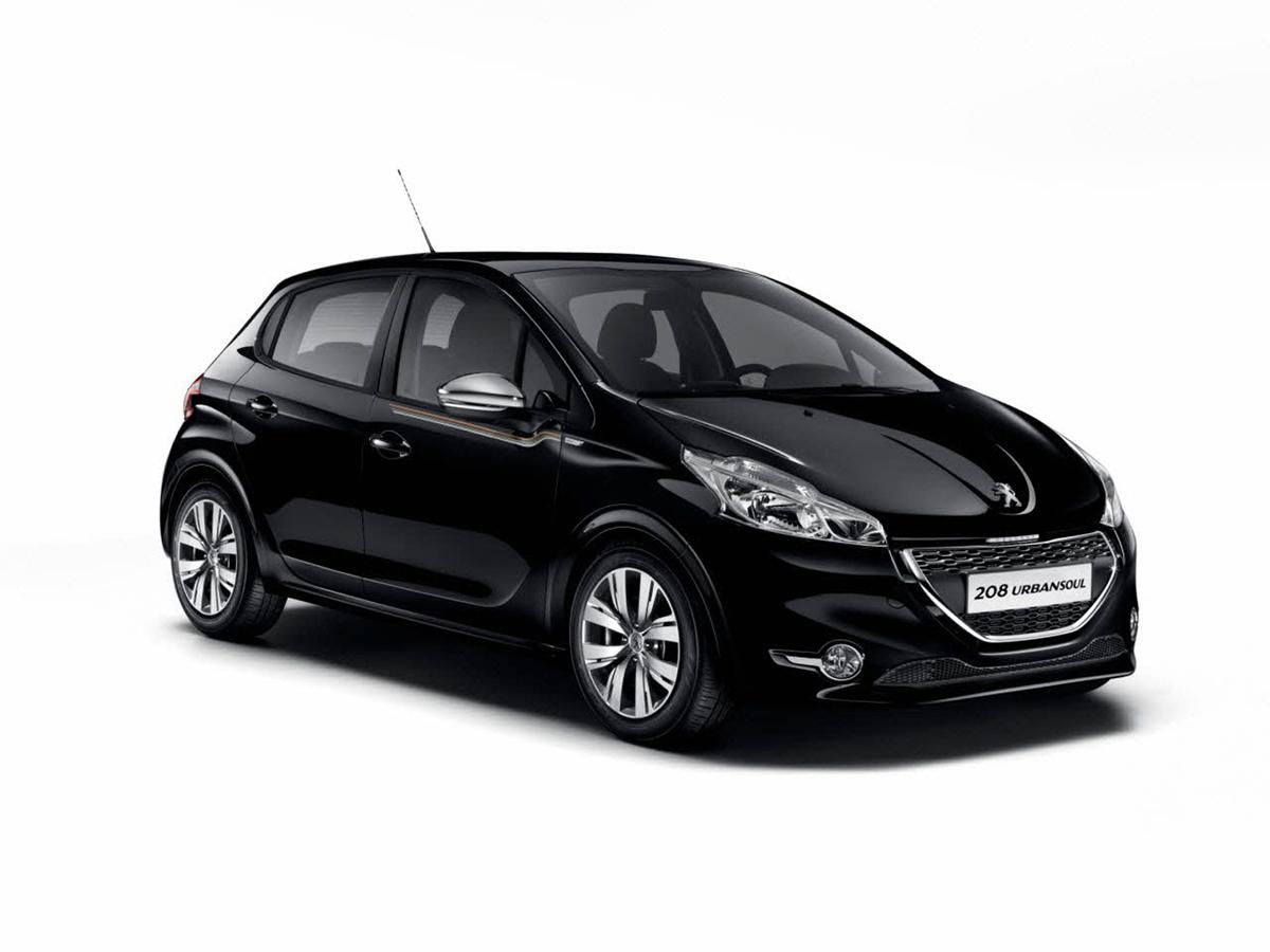 Peugeot 208, prueba din�mica