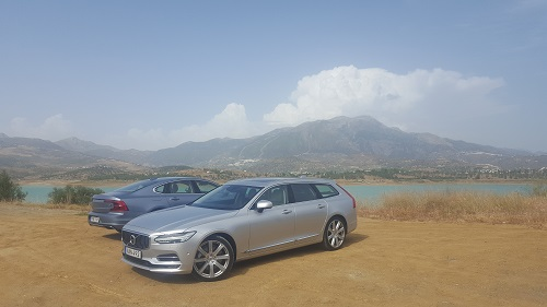 Contacto: Volvo S90 y V90, las cautivadoras alternativas suecas al dominio alemán