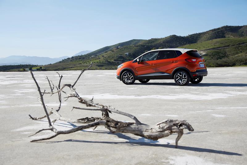 Renault Captur, análisis plazas posteriores