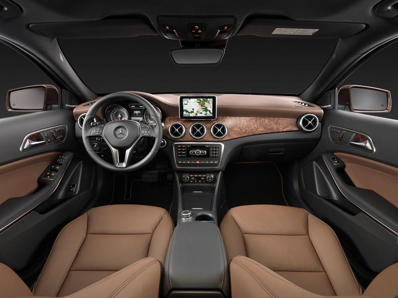 Prueba Mercedes Benz GLA