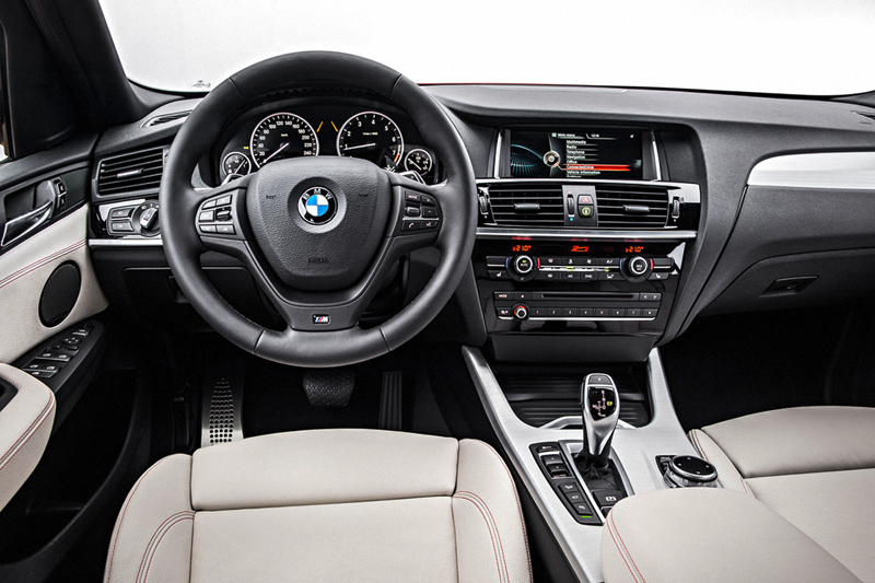 As� es el BMW X4