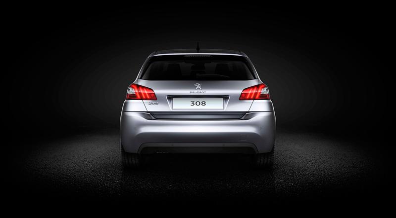Peugeot 308 an�lisis plazas posteriores