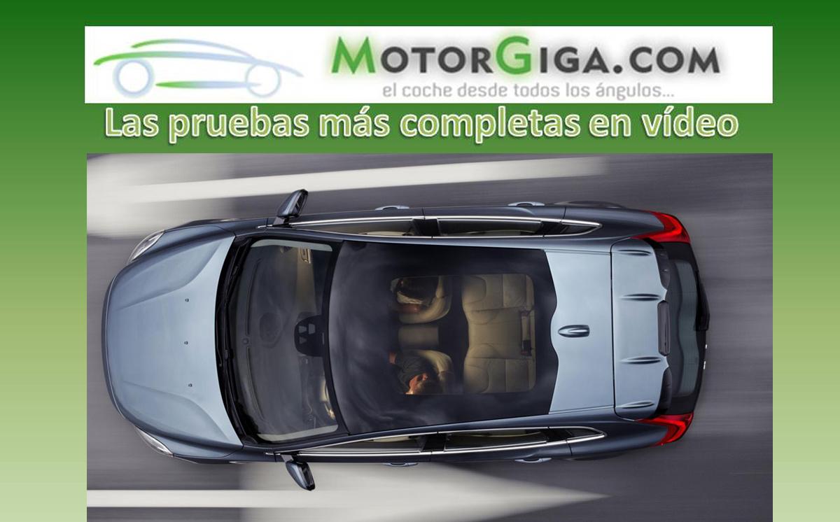 Volvo V40, análisis plazas delanteras