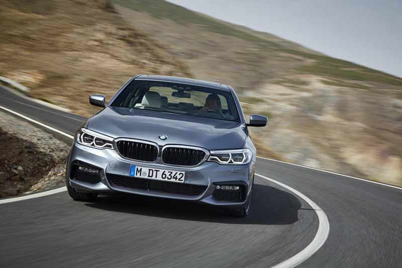 BMW presentará en Detroit la séptima generación de su Serie 5