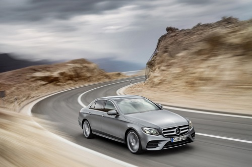 Mercedes Clase E 2016; ahora si, presentado oficialmente