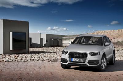 Audi Q3 1.4 TFSI 2013