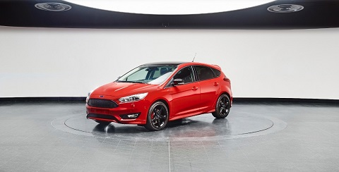 Ford Focus Red Edition y Black Edition, desenfadados y deportivos