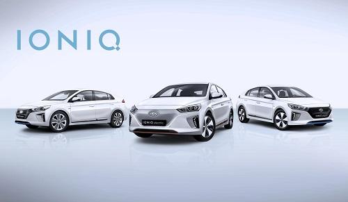 La gama Hyundai IONIQ al completo tendrá su puesta de largo en Ginebra (Salón Ginebra)