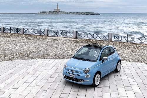 Fiat 500 Spiaggina ´58, celebremos la