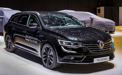 Renault Talisman S-Edition, la versión más dinámica del modelo debuta en Ginebra