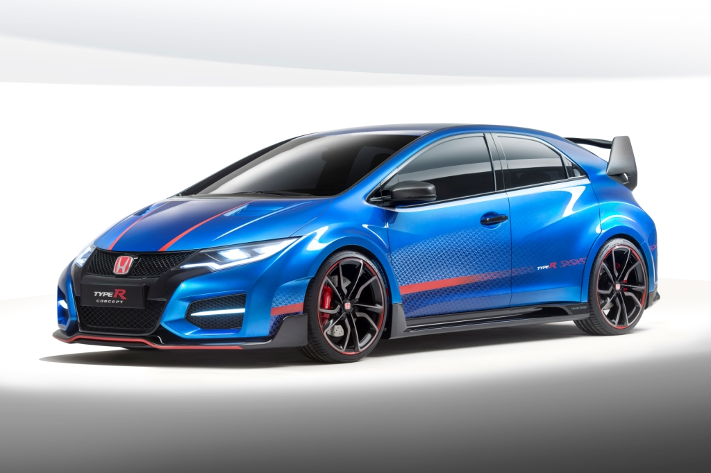 El Civic Type R se rinde al turbo