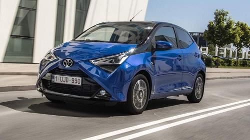 Toyota Aygo X-clusiv, nueva edición especial del urbanita
