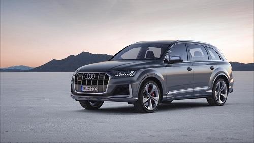 Audi SQ7 TDI, el poderoso SUV diésel se actualiza