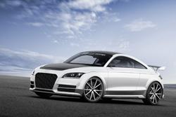 Audi TT quattro ultra concept