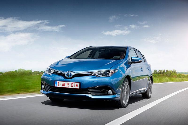 Toyota Auris 2015 al detalle